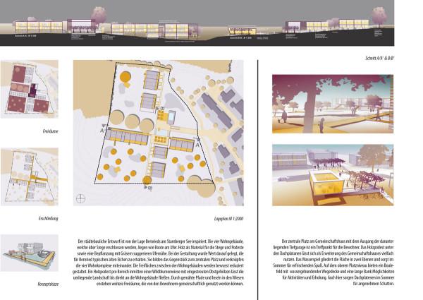 Projektbroschüre Bernried Wohnen am Hang 02