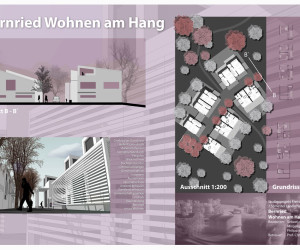 Studienprojekt Städtebau Bernried
